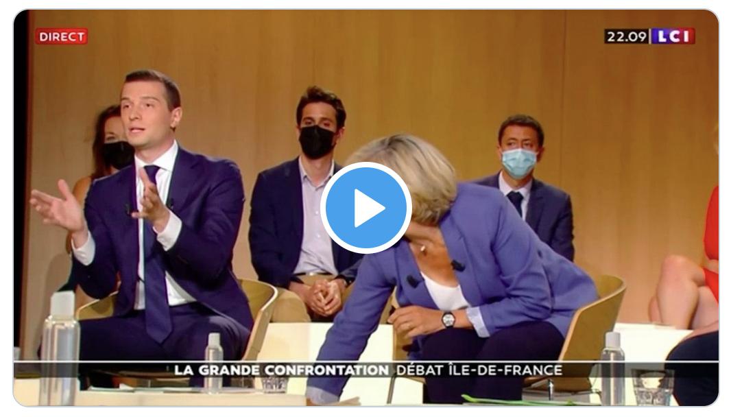 Transports en commun à -50% pour les clandestins en Île-de-France : Jordan Bardella (RN) VS Valérie Pécresse (LR)
