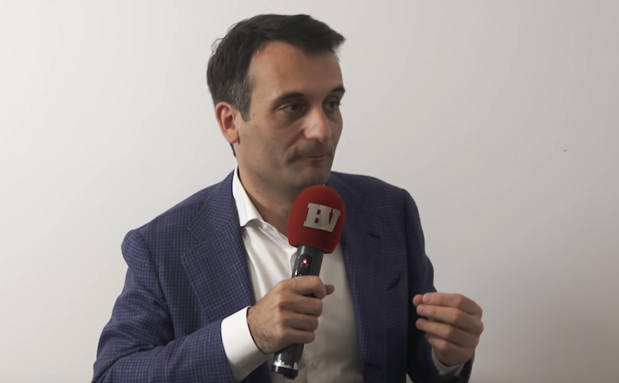 Révolte contre le pass sanitaire : entretien avec Florian Philippot (VIDÉO)