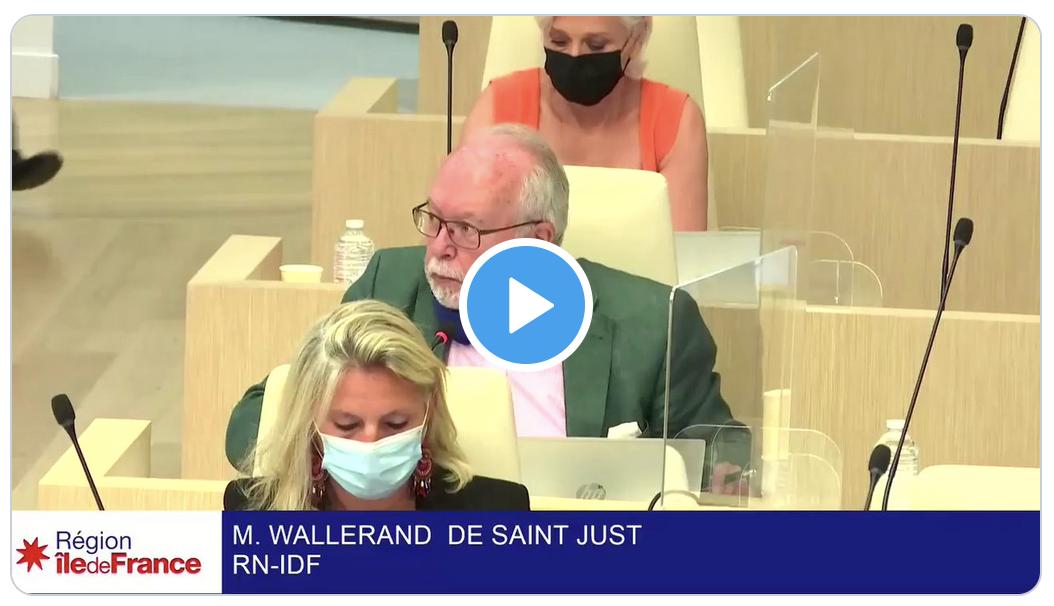 Île-de-France : le RN se réjouit et vote pour une subvention de 100 000 euros à la Tunisie (VIDÉO)
