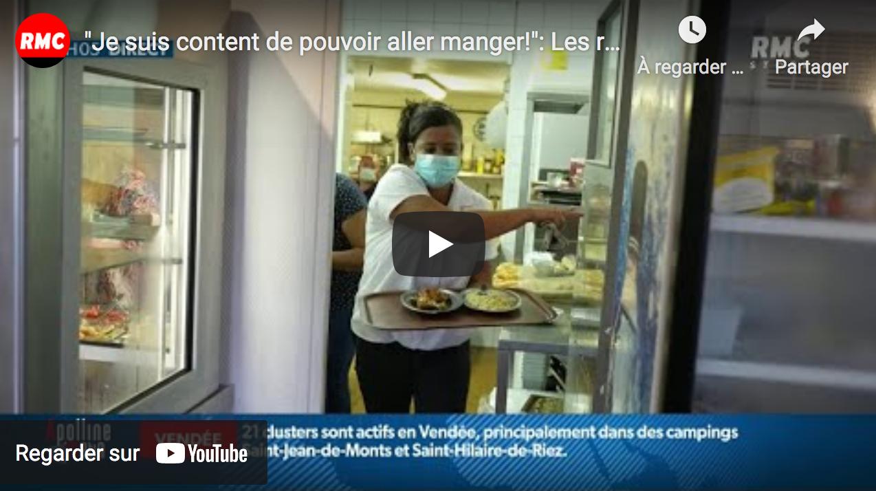 """""""Je suis content de pouvoir aller manger !"""" : Les relais routiers seront exemptés de pass sanitaire"""