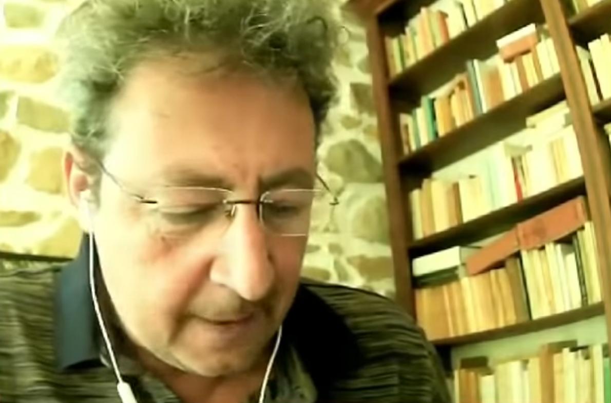 """René Chiche, professeur de philosophie : """"On a affaire à une expérience de Milgram grandeur nature !"""" (VIDÉO)"""