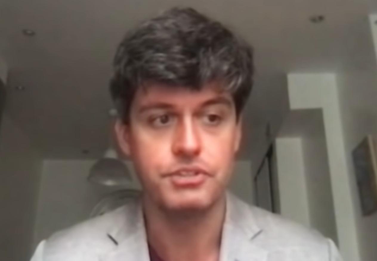 """Gaspard Koenig sur le pass sanitaire : """"Le gouvernement a perdu la notion de liberté !"""" (VIDÉO)"""