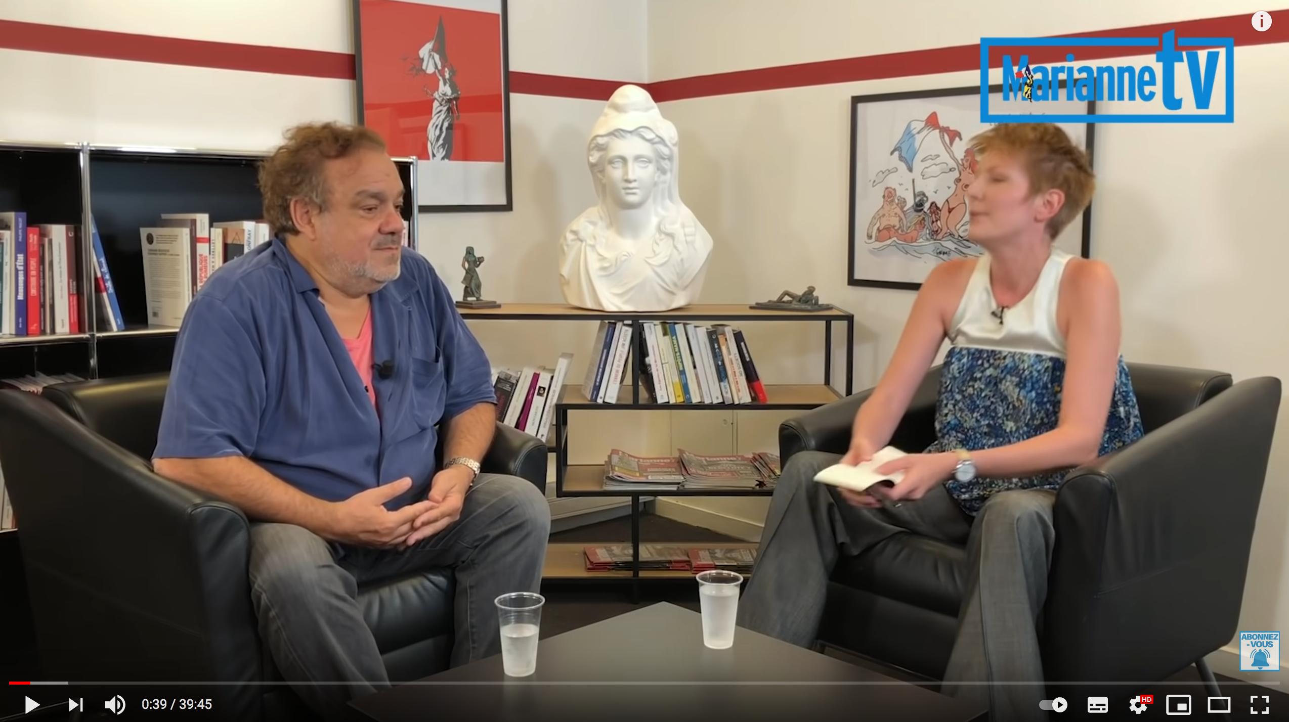 Didier Bourdon : « Le rire est menacé aujourd'hui » (VIDÉO)