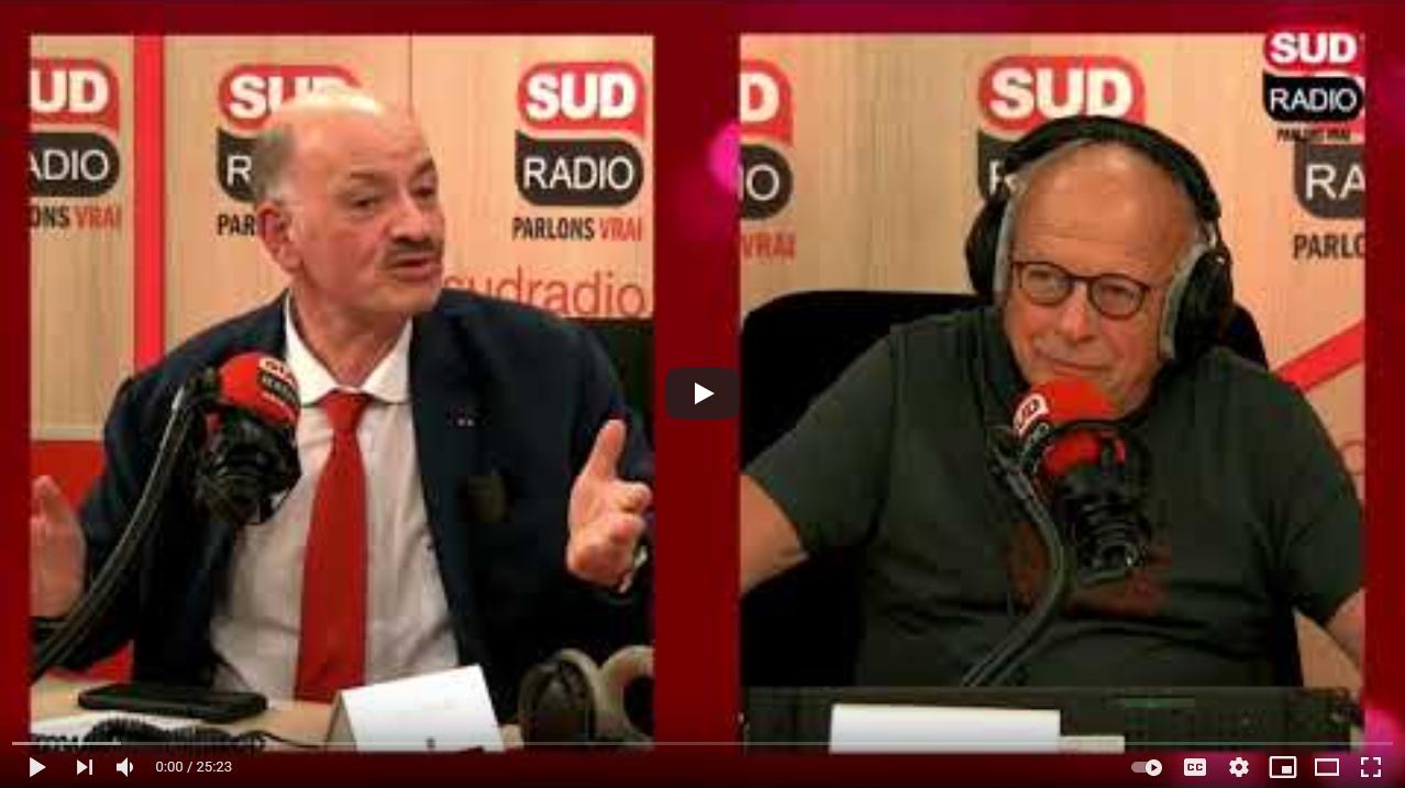 """Alain Bauer : """"Cette gestion de crise, c'est les JO de tout ce qu'il ne faut pas faire !"""" (VIDÉO)"""