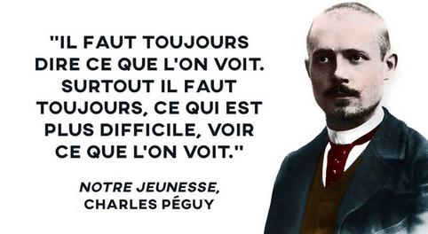 Anniversaire de la mort de Charles Péguy