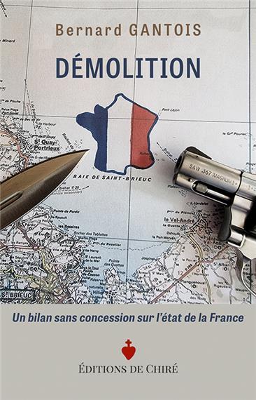 Démolition de Bernard Gantois