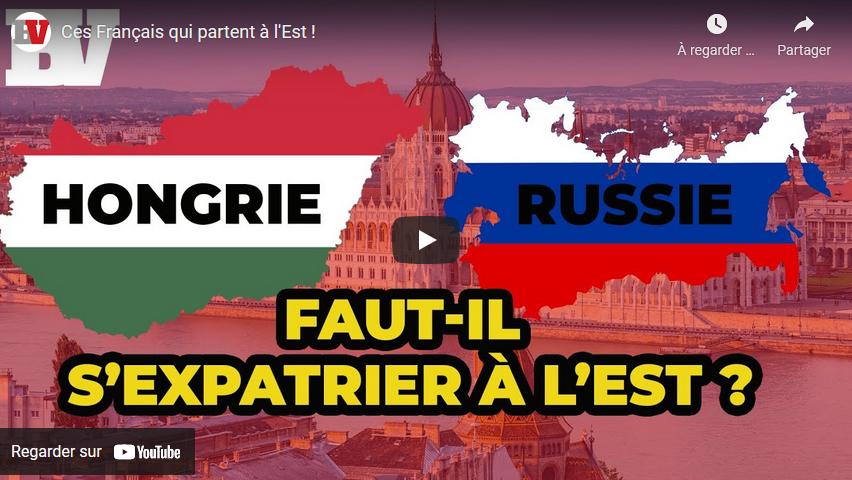 Rencontre avec ces Français qui partent à l'Est ! (VIDÉO)