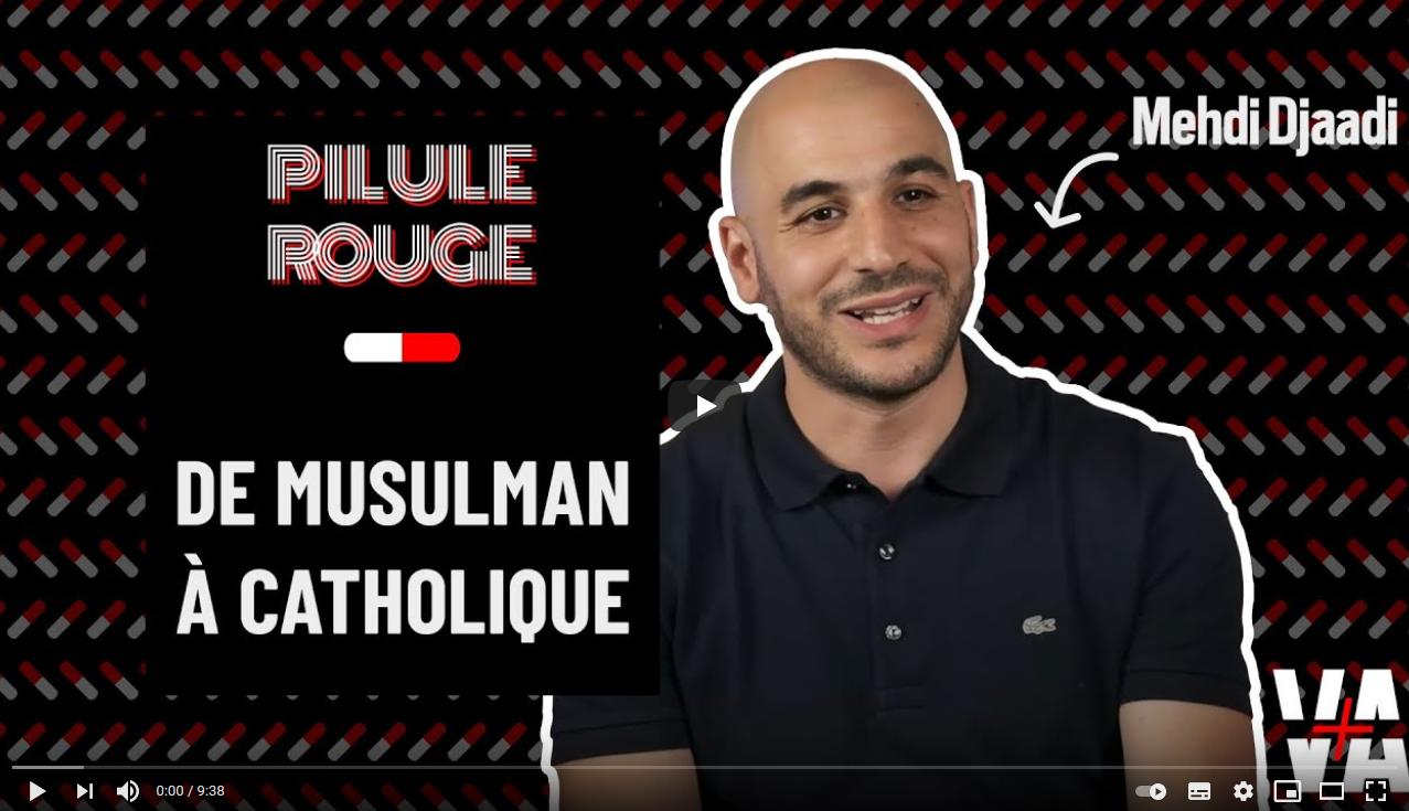 Pilule rouge : de l'école coranique au théâtre, de l'islam au catholicisme (TÉMOIGNAGE)