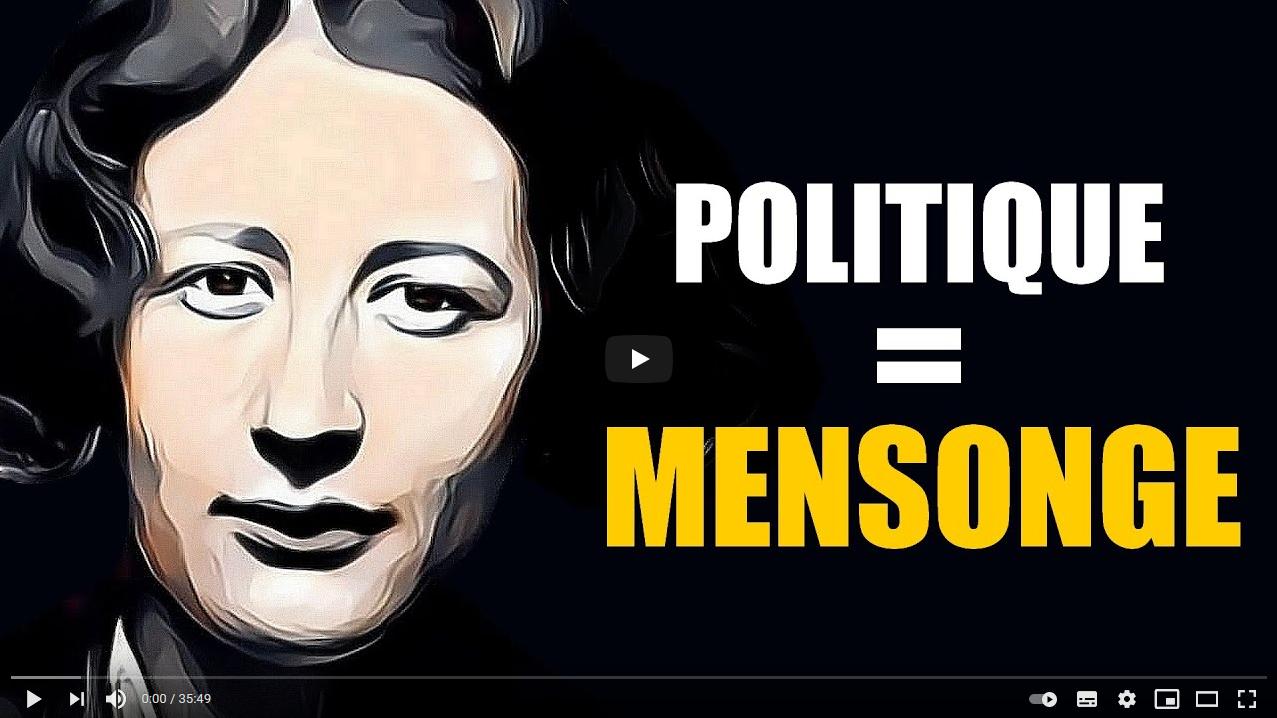 Simone Weil : Pourquoi il faut supprimer les partis politiques